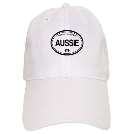 CafePress - Australian Shepherd - Printed Adjustable Baseball Cap