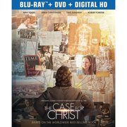 The Case For Christ (Blu-ray + DVD + Digital HD) by