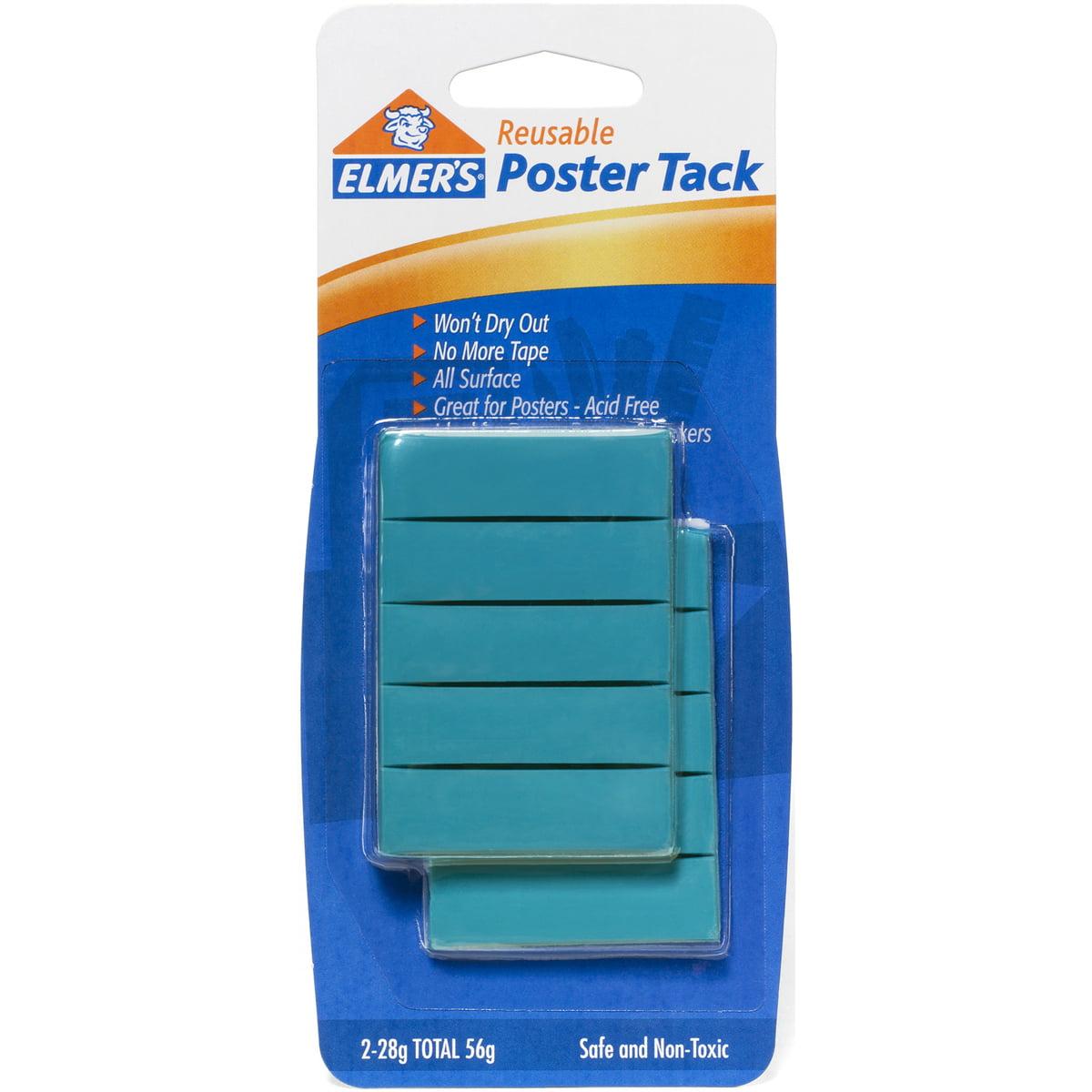 Elmers Reusable All Surface Poster Tack 2 Ounces E1531 - image 1 de 1