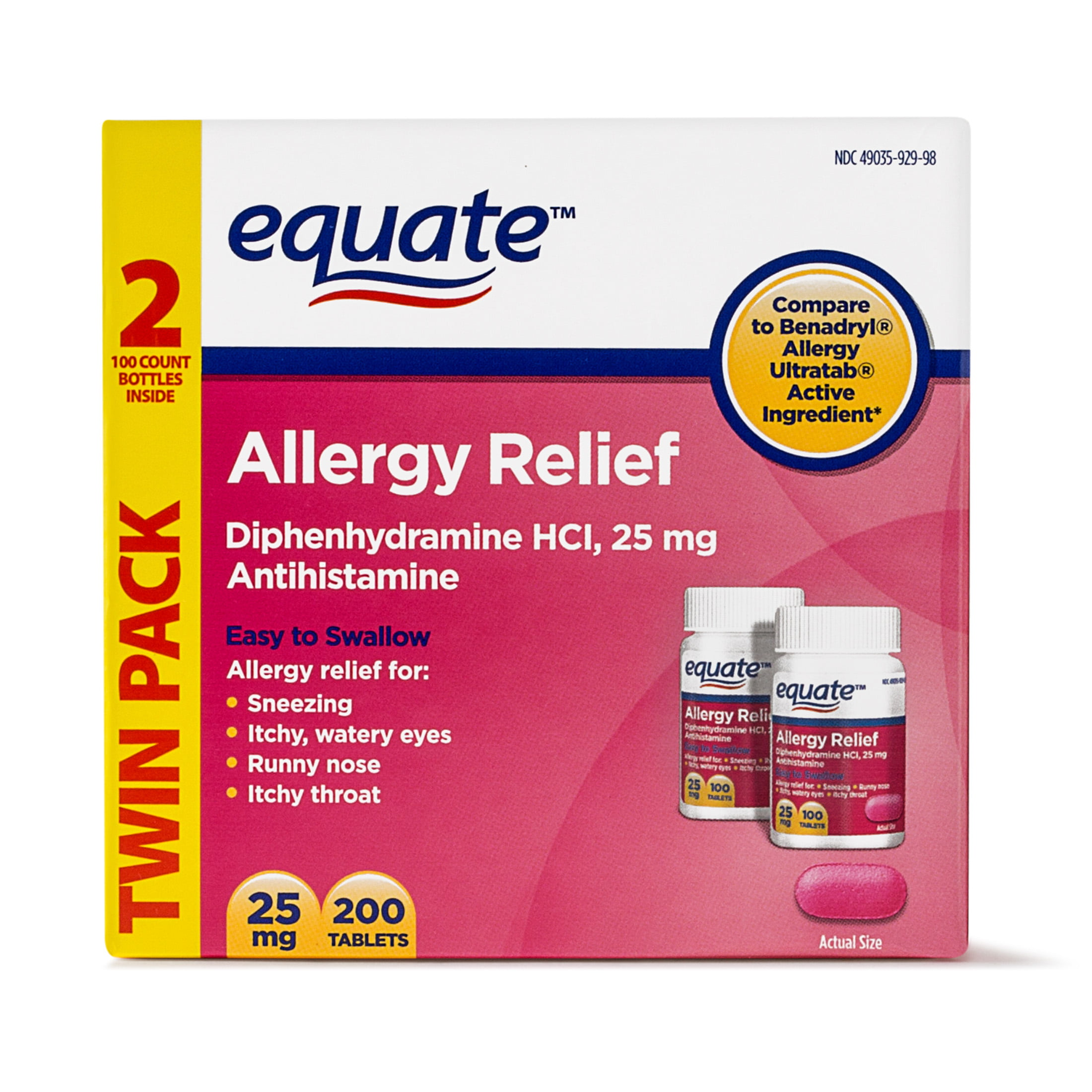 allergi antihistamin