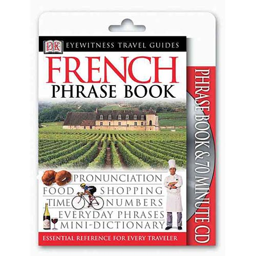 Eyewitness French Phrase Book