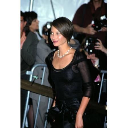 Celebrities Costume (Christy Turlington At Metropolitan Museum Of Art Costume Institute Gala Ny 4232001 By Cj Contino)