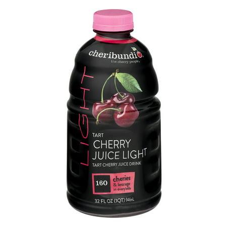 Cheribundi Light Tart Cherry Juice Drink  32 Fl Oz