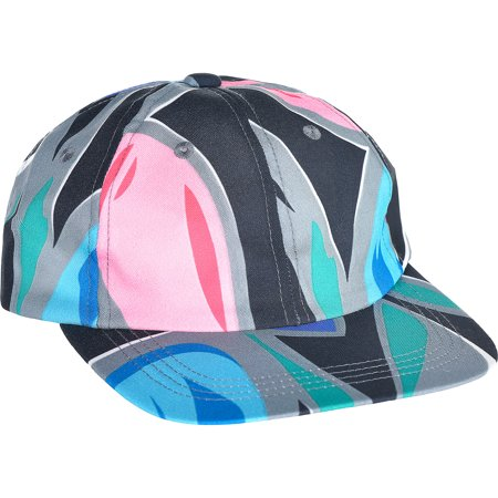Party City Stranger Things Lucas Hat for Adults, One Size, Baseball Cap Features Bright Colors and Geometric