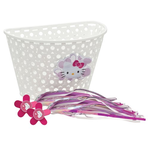 Bell Hello Kitty Basket and Streamers by Bell Sports