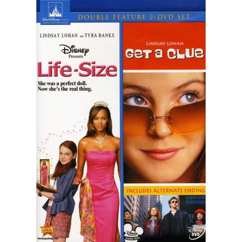 Life-Size / Get A Clue Double Feature (Full Frame)