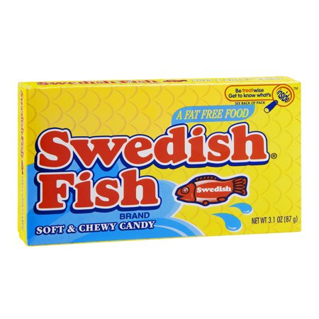 Upc 070462431230 swedish fish theater box three for Swedish fish candy canes