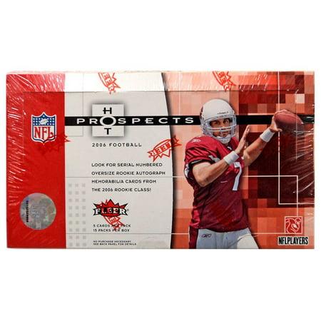 NFL 2006 Hot Prospects Trading Card HOBBY Box