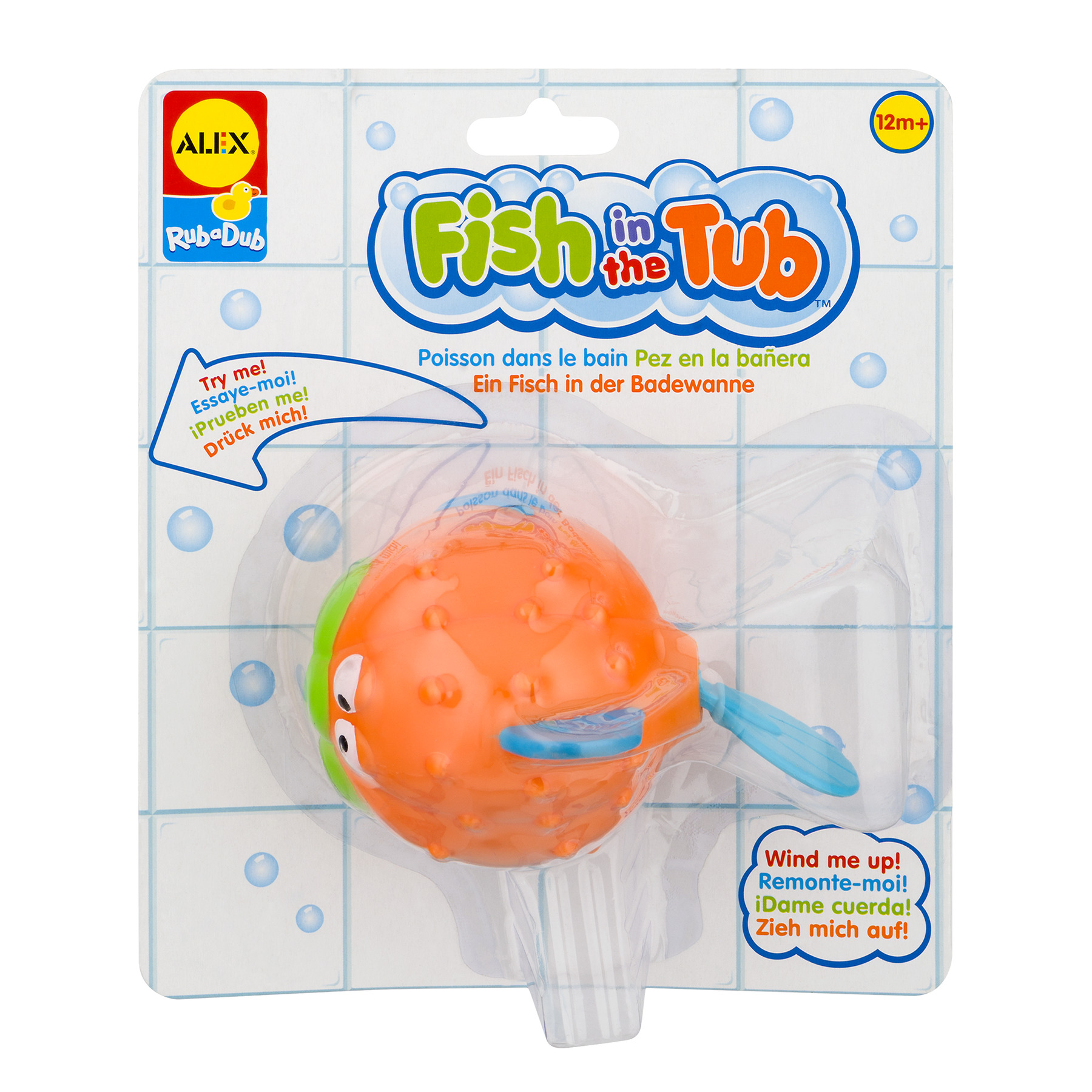 Alex Fish In The Tub Bath Toy by ALEX Toys