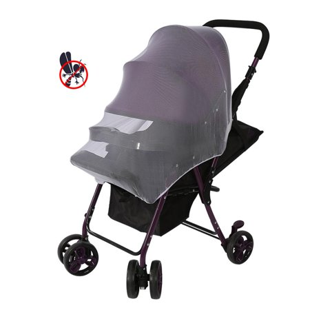 Universal Mosquito Net for Strollers, Mosquito Net for Car Seat and Infant Carrier,Bug Cover, Weather (Carrier Net)