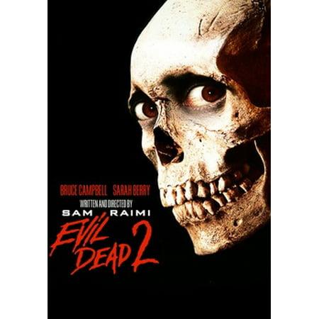 Evil Dead 2 (DVD) - Halloween Is Evil