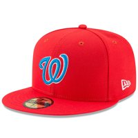 a222a86a7cb Product Image Washington Nationals New Era 2017 Players Weekend 59FIFTY  Fitted Hat - Red
