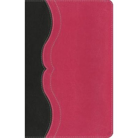 NIV, Quest Study Bible, Personal Size, Imitation Leather, Gray/Pink, Indexed : The Question and Answer (Bible Answers For Almost All Your Questions)