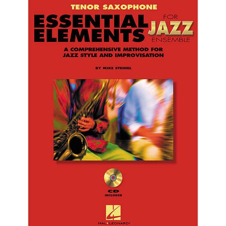 Essential Elements for Jazz Ensemble: Tenor Saxophone