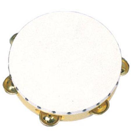 Plastic Rim 7 Tambourine