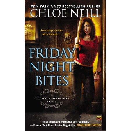 Friday Night Is Music Night Halloween (Friday Night Bites)