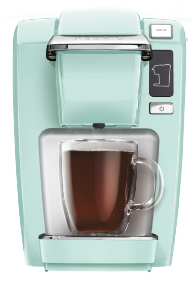 Keurig K15 Single Serve K-Cup Pod Coffee Maker, Oasis