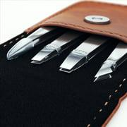 Best Tweezers For Men - Professional Tweezers Set - 4 Piece Precision Stainless Review