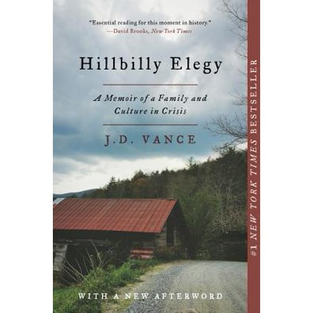 Hillbilly Elegy : A Memoir of a Family and Culture in Crisis - Hillbilly Hat