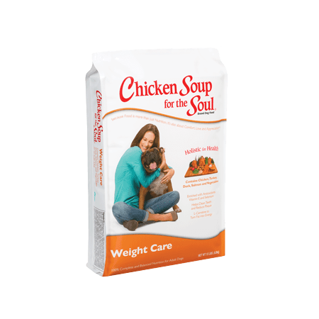 Chicken Soup for the Soul Weight Care Dog 30lb