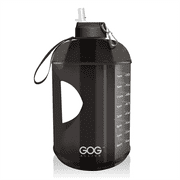 Binwwede Cold Water Bottle Large Capacity Water Cup Motivational Water Bottle Portable and Transparent Sports Water jug Outdoor Hiking Water Bottles Mhxx