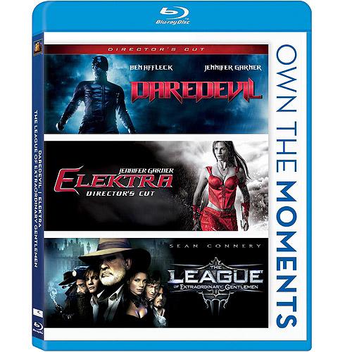 Daredevil / Elektra / The League Of Extraordinary Gentlemen (Blu-ray) (Widescreen)