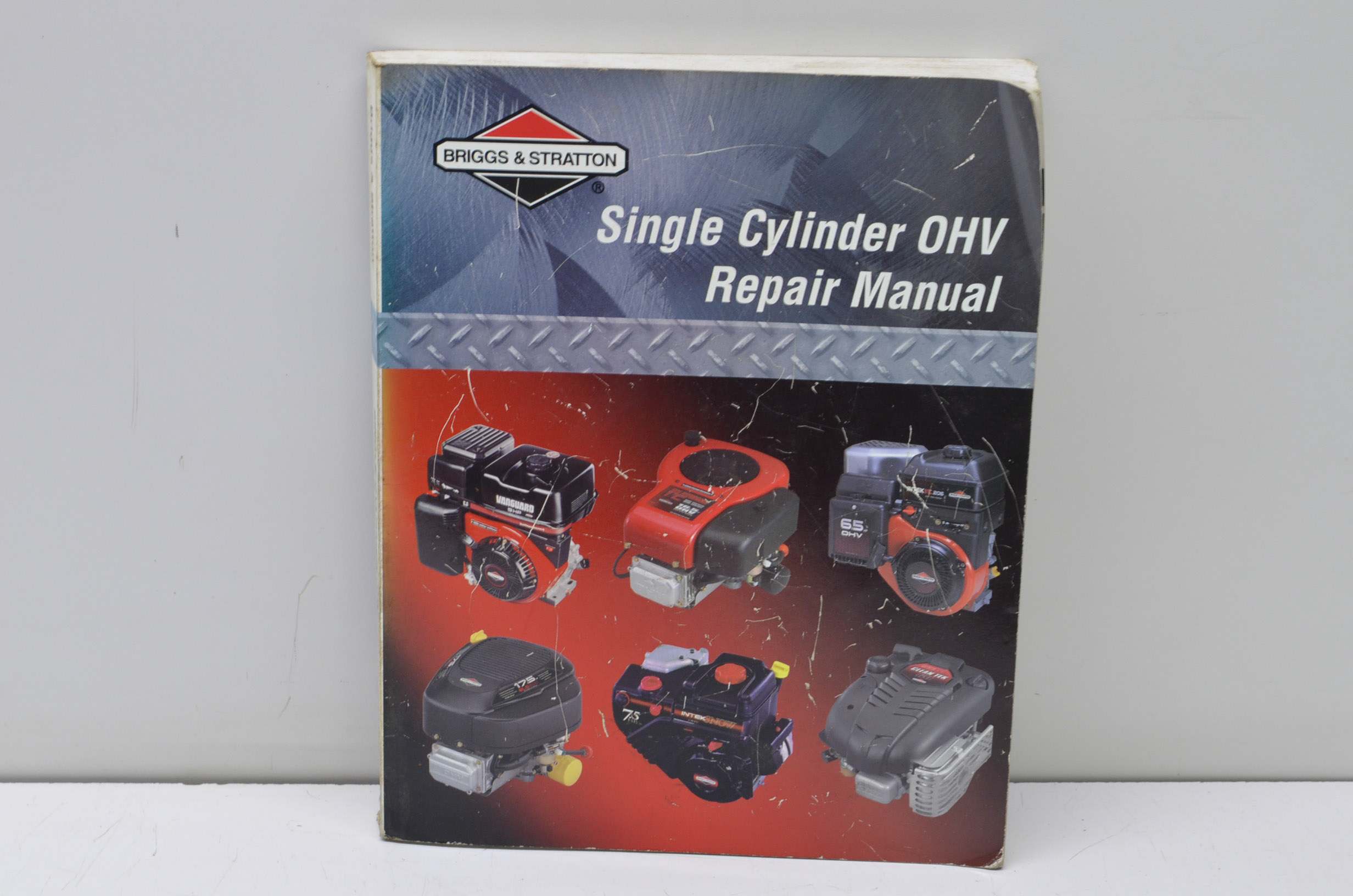briggs stratton 272147 4 02 single cylinder ohv repair manual qty rh walmart com Briggs and Stratton Engine Troubleshooting Briggs and Stratton Number Lookup
