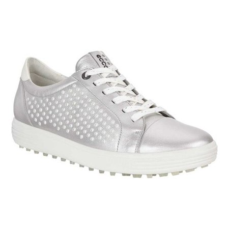 Ecco Leather Golf Shoe - ecco women's casual hybrid ii performance golf shoes