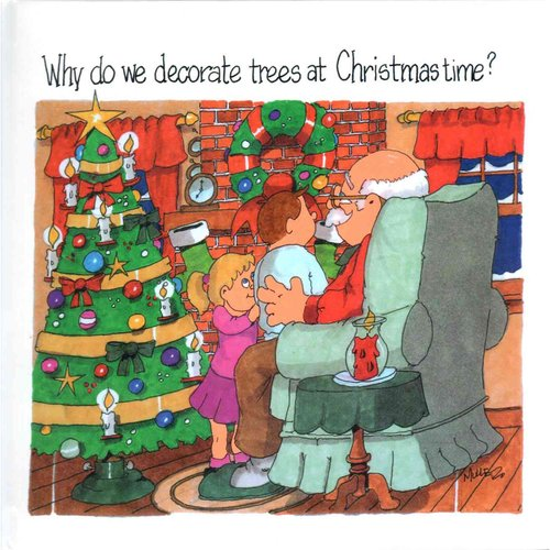 Why Do We Decorate Trees at Christmas Time?