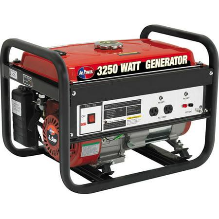 Allpower 3250W Portable Generator, APG3012
