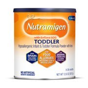 Enfamil Nutramigen Hypoallergenic Toddler Formula with Enflora LGG, Lactose Free - Powder, 12.6 oz Can