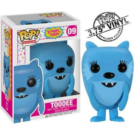 Yo Gabba Gabba Funko POP! Television Toodee Vinyl Figure