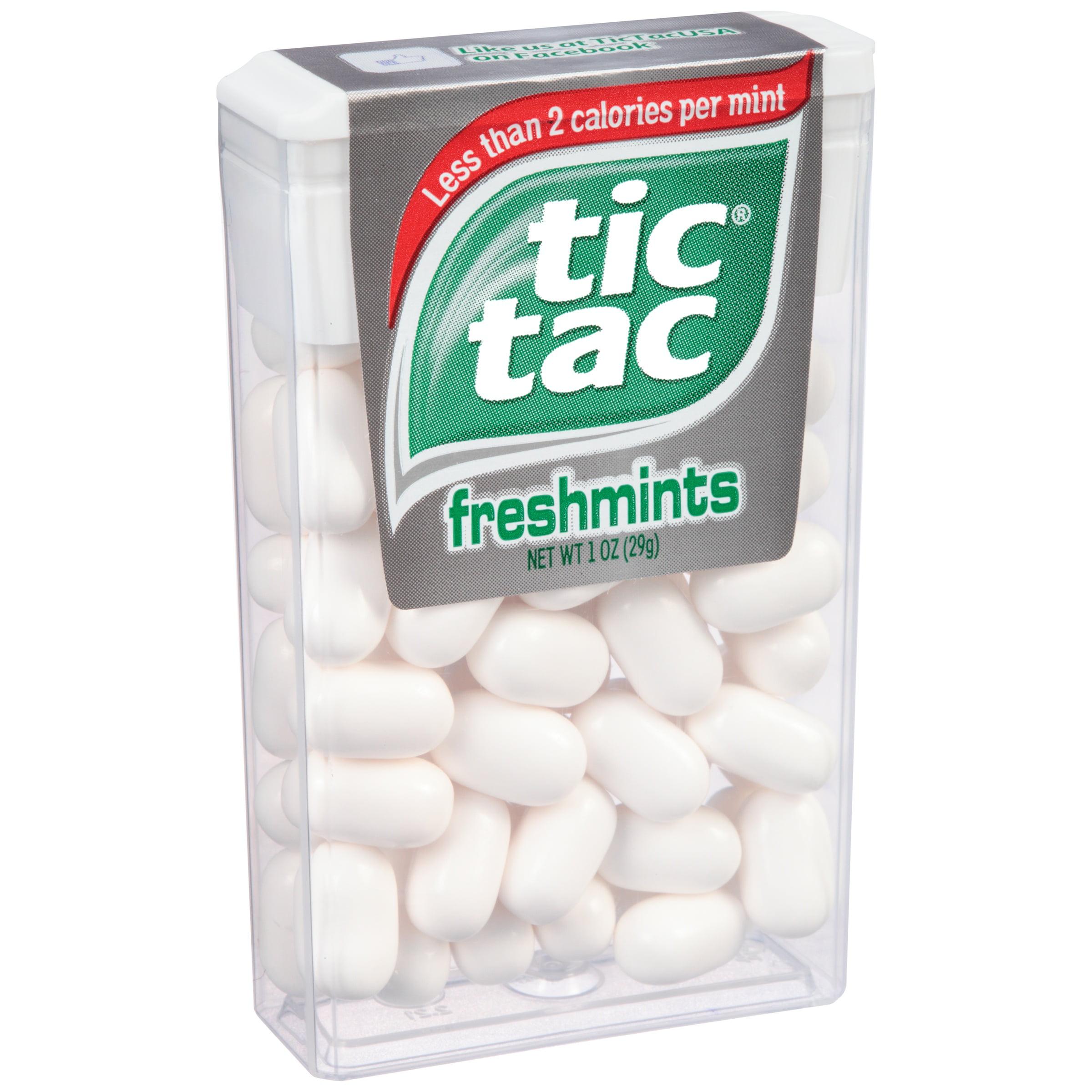 Freshmints Tic Tac Mints 1 oz. Pack by Ferrero U.S.A. Inc.