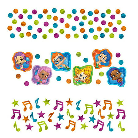 Bubble Guppies Confetti