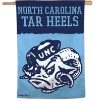"North Carolina Tar Heels WinCraft 28"" x 40"" College Vault Single-Sided Vertical Banner"