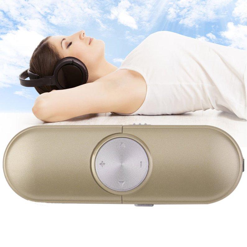 Hot Sale Fashionable Portable MP3 FM Music Player U Disk Music FM