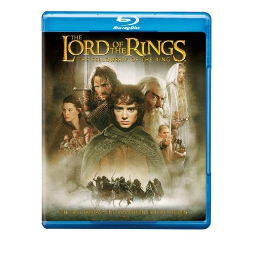 The Lord Of The Rings: Fellowship Of The Ring (Blu-ray)