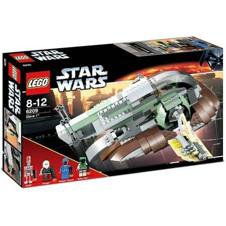 Star Wars Empire Strikes Back Slave I Set LEGO 6209 - Lego Star Wars Empire Strikes Back