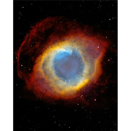 Helix Nebula Poster Print by Don Hammond, 12 x 15 - image 1 de 1