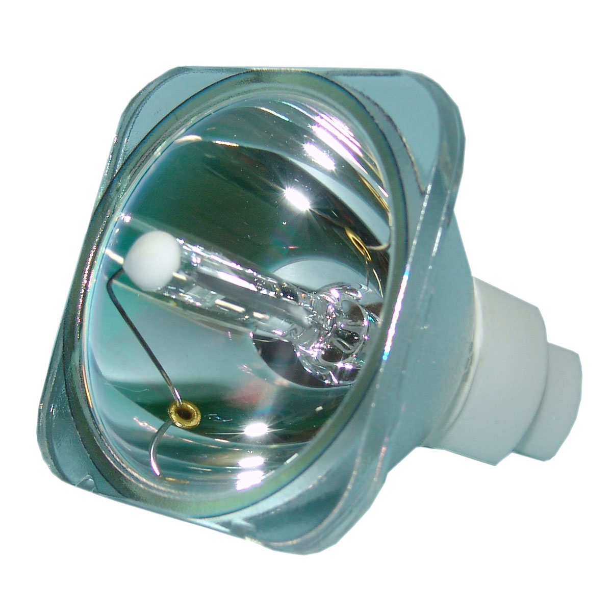 Replacement Lamp Assembly with Genuine Original OEM Bulb Inside for RUNCO Light Style LS-5 Projector Power by Osram