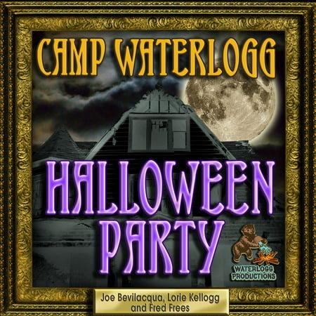 The Camp Waterlogg Halloween Party - - Joe Mcnally Halloween