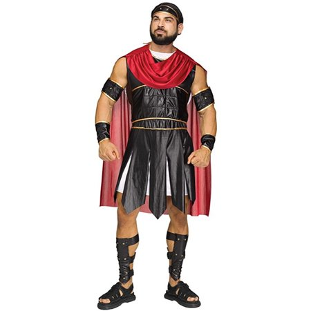 Fun World Roman Soldier Gladiator Adult Mens Costume - One Size for $<!---->