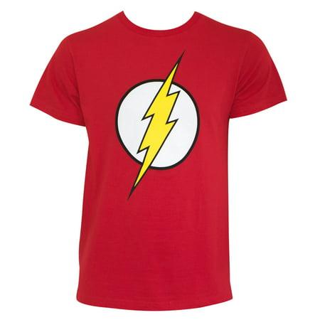 Flash Logo Tee Shirt - Flash Shirt