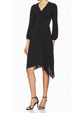 Women's Dress A-Line V-Neck Polkadot Print 2
