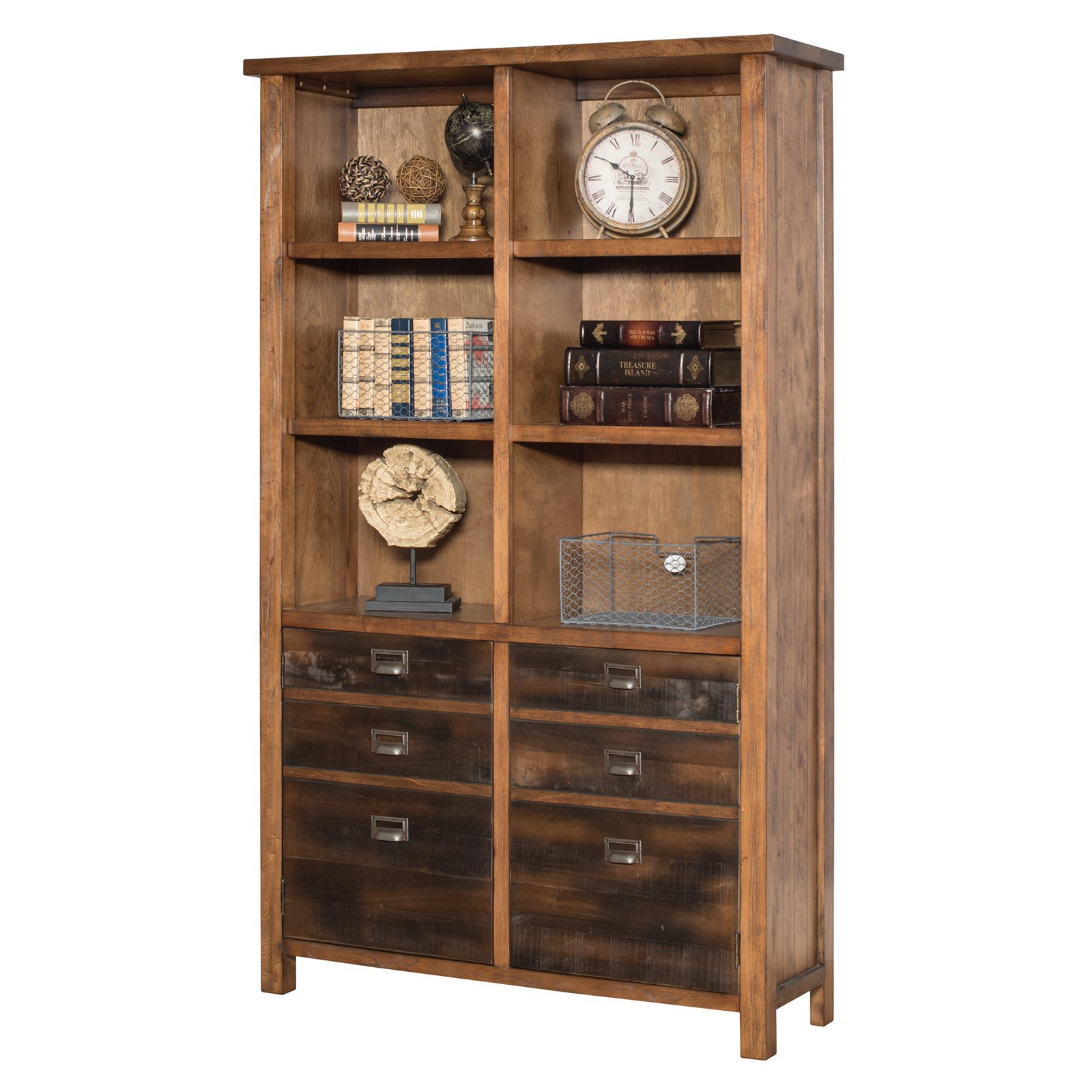 Martin Home Furnishings Heritage 72'' Standard Bookcase