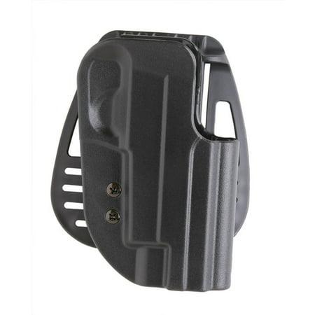 Black Paddle Holsters Pistols Left Hand Sz 20
