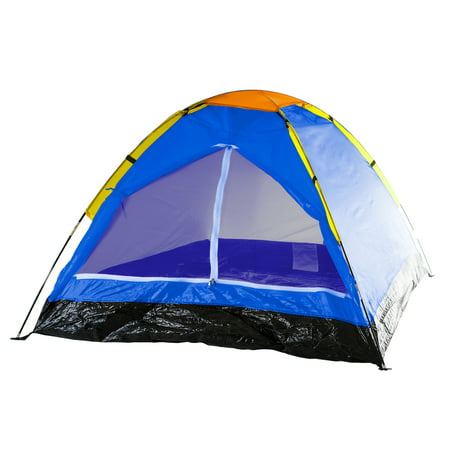 - Happy Camper 2-Person Dome Tent