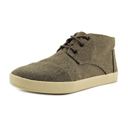 Toms Desert Wedges (Toms Paseo Mid    Canvas  Fashion)