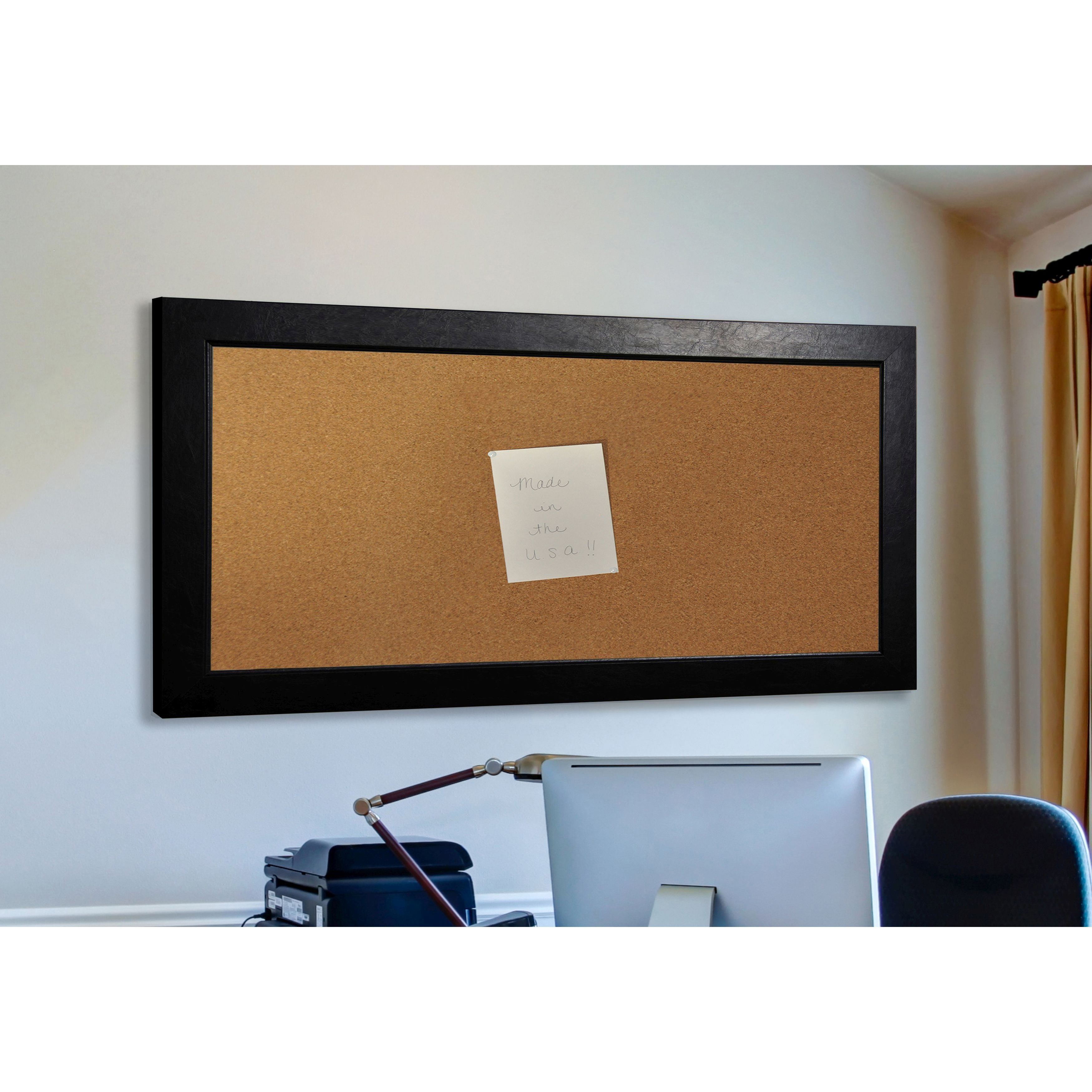 Rayne Mirrors Madilyn Nichole Superior Wall Mounted Bulletin Board