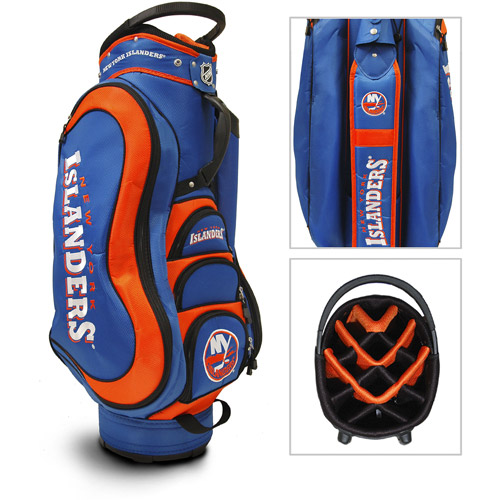 Team Golf NHL New York Islanders Medalist Golf Cart Bag